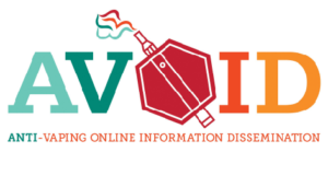 AVOID: Anti-Vaping Online Information Dissemination